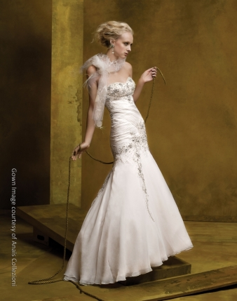 Anais Collezioni by St Pucchi Wedding Dress Style AN128 OneWed