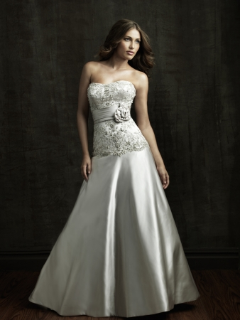 Style 8804 Dress By Allure Bridals