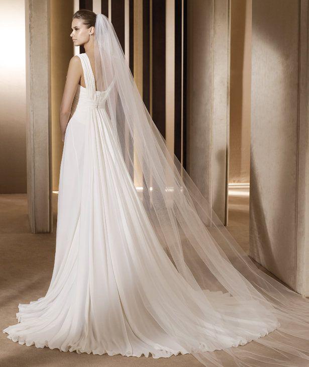 Греческое свадебное платье Casandra.