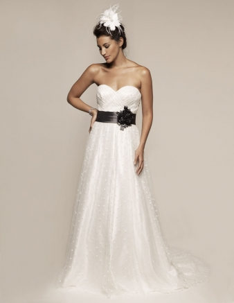 Liz Fields Wedding Dress Style 9115 Dress OneWed